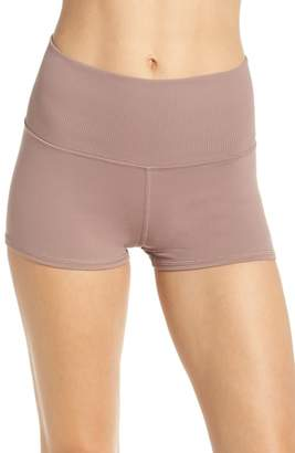Alo Aura High Waist Shorts