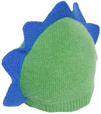 Il Gufo インターシャウールニット帽