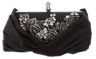 Marchesa Lily Embellished Evening Bag
