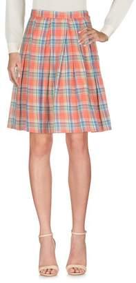 Band Of Outsiders Knee length skirt