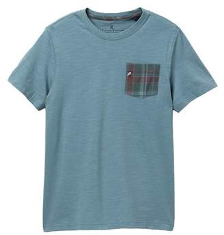 Tailor Vintage Tods Point Mad Pocket Tee (Big Boys)