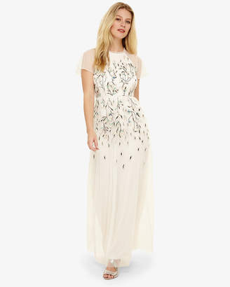 Phase Eight Colette Embroidred Dress
