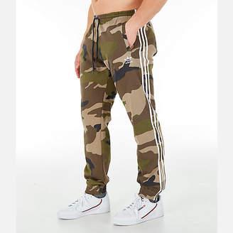 adidas Men's Camo Trefoil Jogger Pants