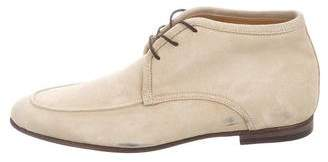 Sutor Mantellassi Suede Desert Boots