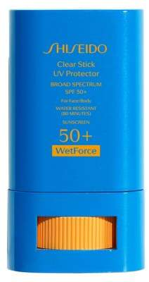 Shiseido Sun Protection UV Stick SPF 50+/0.52 oz.