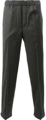 Neil Barrett patterned trousers