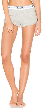 Calvin Klein Underwear Modern Cotton Short Grey Heather in Gray $40 thestylecure.com