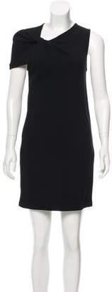3.1 Phillip Lim Virgin Wool Asymmetrical Dress