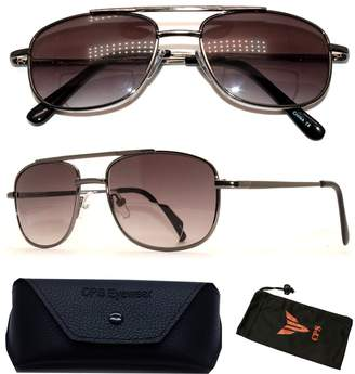 5c47733389 CPS Colorful Designer Women Oval Shape Bifocal Sunglasses Reader Fashion  Glasses (Strength  +1.25