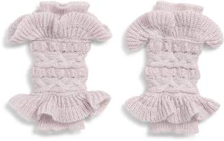 BP Ruffle Fingerless Gloves