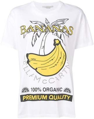 Stella McCartney Bananas print T-shirt