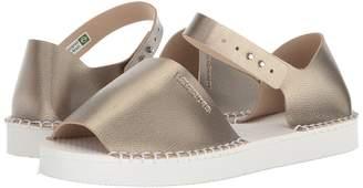 Havaianas Flatform Fashion Espadrille Women's Sandals