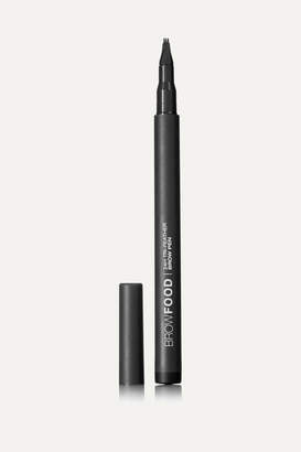 LashFood 24h Tri-feather Brow Pen - Charcoal