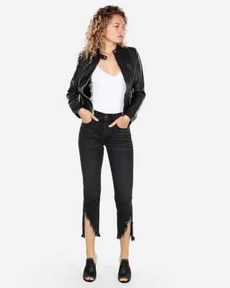 Express Minus The) Leather Moto Jacket