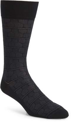 John W. Nordstrom R) Tessellated Socks