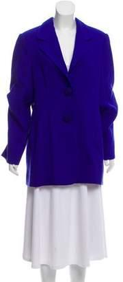Christian Dior Textured Wool Blazer