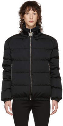 1017 Alyx 9SM Black Down Puffer Coat