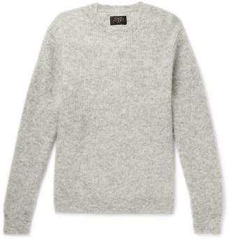 Beams Mélange Mohair-Blend Sweater