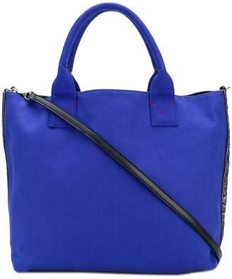 Pinko embellished branding tote bag