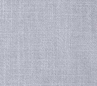 Pottery Barn Kids Fabric By The Yard: Washed linen Cotton White