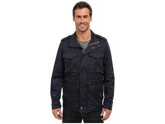 Lucky Brand Nylon Military Jacket Men's Coat