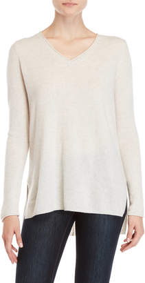 Ply Cashmere Oversized V-Neck Cashmere Sweater