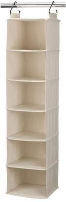 Household Essentials Cedarline 6-Shelf Sweater Organizer