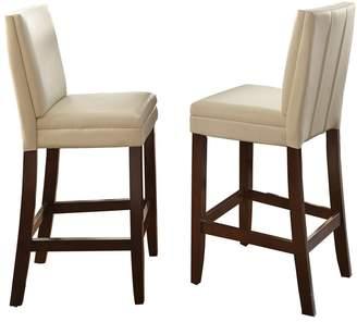 Branton Home Bennett Bar Chair 2-piece Set