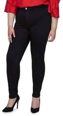 Junarose Plus One High-Rise Slim-Fit Jeans