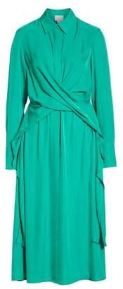 Jason Wu GREY Twist Waist Twill Dress