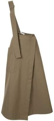 G.V.G.V. single suspender twill skirt