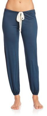 Eberjey Elasticized Pants $69 thestylecure.com