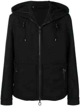 Lanvin hooded zip-up jacket