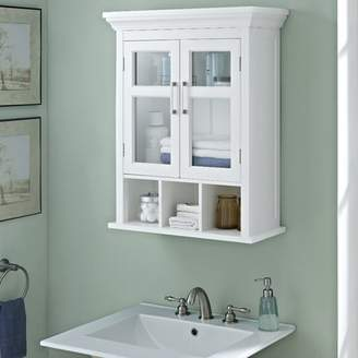 Simpli Home Avington 23.63 W x 30.13 H Wall Mounted Cabinet