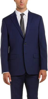 Hickey Freeman Wool Suit