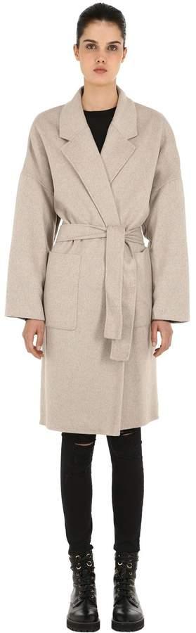 Lara Wool Blend Coat