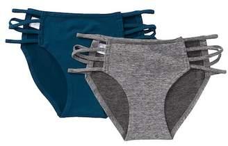 Free Press Seamless String Bikini - Pack of 2