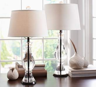 Pottery barn bathroom lighting shopstyle pottery barn tablelamp pairs with medium shade aloadofball Choice Image