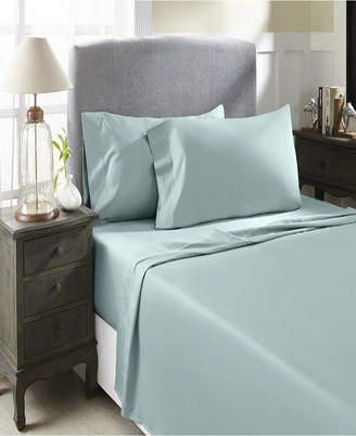 Perthshire Platinum Collection 800 Tc Solid Sateen Queen Sheet Set Bedding