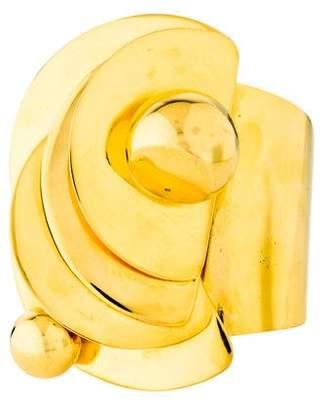 Alexis Bittar Sculptural Cuff