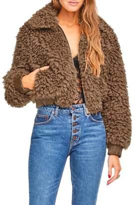 Astr Phoenix Teddybear Jacket