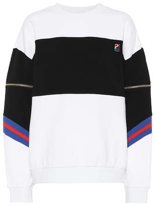 P.E Nation Centurion cotton sweatshirt