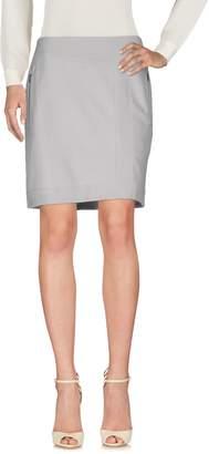 Helmut Lang Knee length skirts