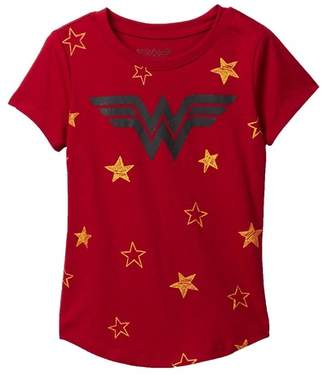 Jerry Leigh Wonder Woman Tee (Little Girls & Big Girls)