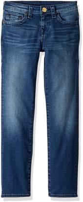 True Religion Big Boys' Geno Relaxed Slim Jean