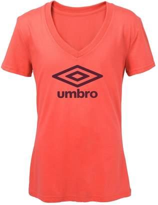 Umbro Women's Logo Graphic Tee