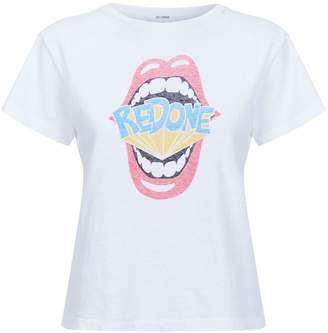 RE/DONE Graphic Logo T-Shirt