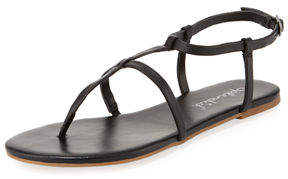 Splendid Brenda Metallic Flat Sandal