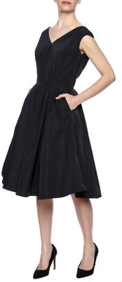 Couture Robert Greco Perfect Black Dress