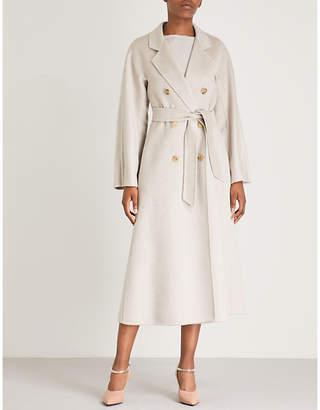 Max Mara Bondone double-breasted cashmere coat